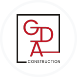 Logo GDA Construction